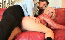 Tristyn is a lust full nympho who loves to be bound and