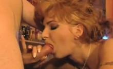 Horny Slut Enjoying Some Hard Cocks
