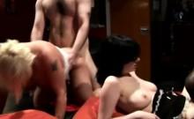 Amateur Sex Club has an orgy