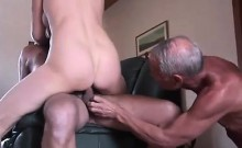 Real cuck husband that is bi sexual and mature wife