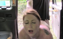 Slutty Paris pays sex for taxi trip