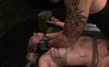 Marsha May Hard Rope Bondage Rough Sex