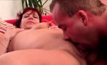 Mature slut desires young cock