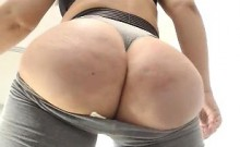 Amateur With Huge Ass Rides A Cock And Takes It In Ass