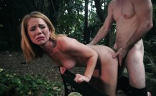 Teen does first Raylin Ann is a sexy, super-fucking-hot blon