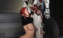 3d Ferocious Aliens Fuck Helpless Girls!