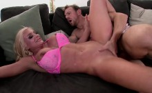 Getting Banged And Her Tight Ass Slapped