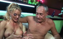 Antonia Deona loves getting fucked while wearing her...