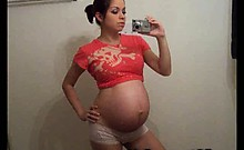 Cute Teen Pregnant GFs!