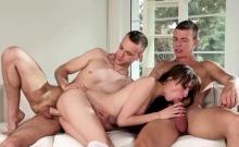 Iamporn - Euro Couple In Bisex Threesome