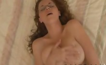 intimate hooker plays with her body and masturbates her
