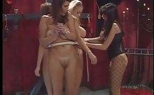 Busty Lesbian Orgy