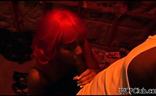 Sex slave honey just wants to suck cock