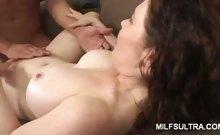 Hot MILF Mae Victoria Hardcore