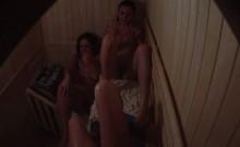 Czech Sauna Reality Footage of Naked Czech Girls