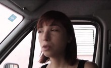 Teenie Tina Hot pounded in the ambulance