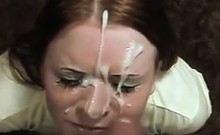 Amateur Girl Gets A Facial Point Of View