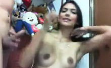 Hot Cam Chick Wants A Facial