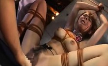 Submissive Japanese girl Yu Kawakami is addicted to pain and pleasure