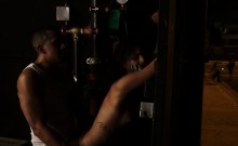 Fetishnetwork Gina Valentina Face Fucked In Public