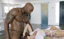 Wife Monique Alexander Sets Up Spa For Hung Black Dudes