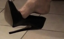 Resplendent HEELS FROM MY that is high wifey