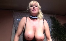 Blond and Big Boobs