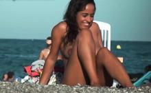 Hot Nudist Teens Nude In The Beach