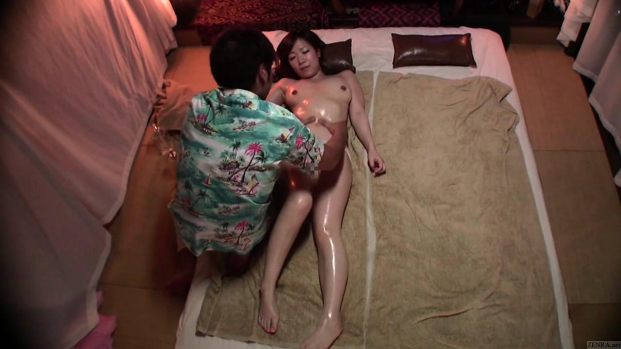 Japanese Big Tit Massage
