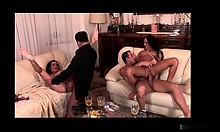 Mela and Valentina Velasques are two gorgeous brunettes...