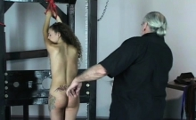 Naughty Video With Girl Enduring Filthy Cleft Stimulation