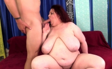 Redhead Chubby Shows Offer Tits Ass And Pussy At The