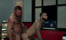 Gay Studs Butt Pounded