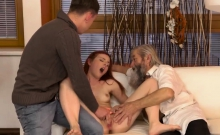 Old Man Fucks Teen Amateur And Big Hairy Daddy Unexpected Ex