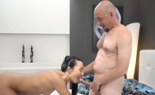 Old anal fuck Hot romp after a molten bath