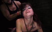 Teen blowjob cum and blonde dildo masturbation She's despera