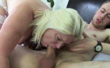 Granny Fucks Hard With Big Thick Dick