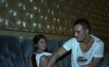 Overwhelming babe Agnessa getting penetrated