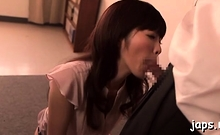Nipponese Cougar Sara Yurika's Hole Rules The World