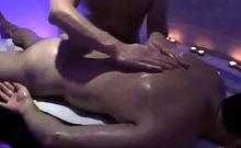 Men Nude Massage